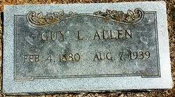 Guy Lenton Allen