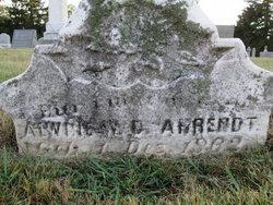 Alwine Ahrendt