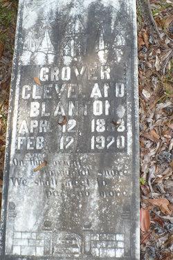 Grover Cleveland Blanton