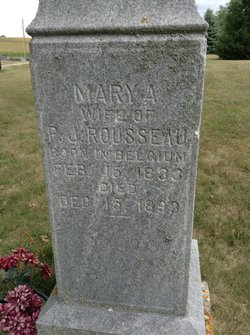 Mary A. Rousseau