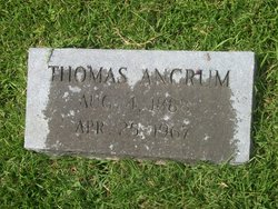Thomas Ancrum