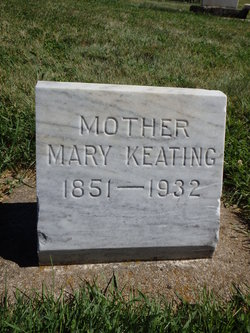 Mary <i>Curley</i> Keating