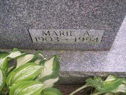 Marie <i>Becker</i> Anzia