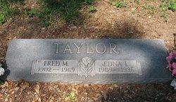 Edna Irma <i>Hodde</i> Taylor
