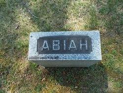 Abiah <i>Cromer</i> Alexander