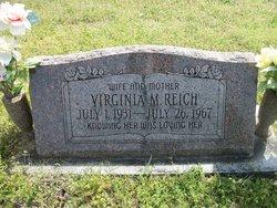 Virginia Maude <i>Tannehill</i> Reich