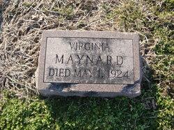 Virginia <i>Abbott</i> Maynard