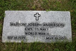 Marion Joseph Andy Anderson