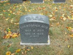 Christopher Beck