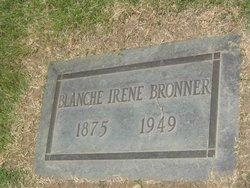 Blanche Irene <i>Parker</i> Bronner