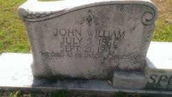 John William Johnny Spurlock