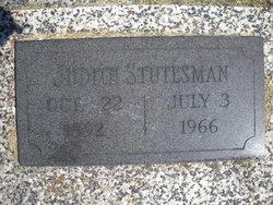 Judith Stutesman