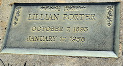 Lillian Porter