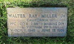 PFC Walter Ray Buddy Miller