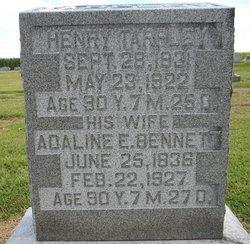 Adeline E <i>Bennett</i> Tarpley