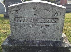 Hannah C. Jordan