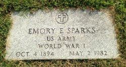 Emory E. Sparks