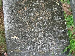 Mary Frances <i>Verdery</i> Akin
