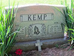 Jo Ann <i>Sharp</i> Kemp