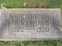 Eliza Hays