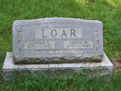 Azariah E Loar
