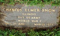 Charles Elmer Snow