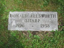 Donald Ellsworth Sharp