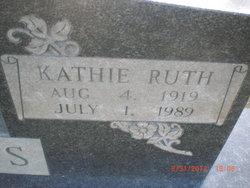 Kathie Ruth <i>Burns</i> Sims