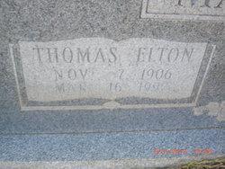 Thomas Elton Martindale