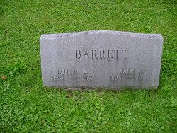 Orin R Barrett