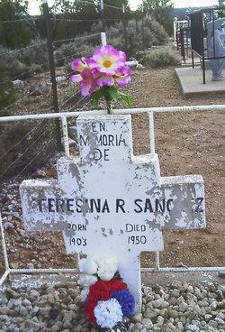 Teresina <i>R</i> Sanchez