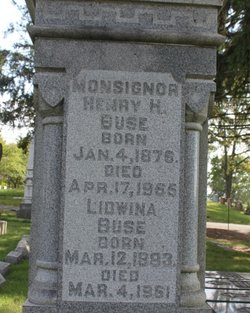Rev Henry H. Buse