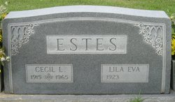 Lilla Eva <i>Kendrick</i> Estes