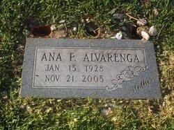 Ana P Alvarenga
