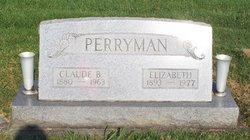 Elizabeth <i>Brooks</i> Perryman