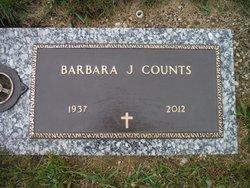 Mrs Barbara Janet <i>Golightley</i> Counts