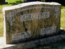 Esther Evelyn <i>Sommer</i> Grothe