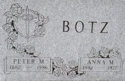 Anna Mae <i>Monn</i> Botz
