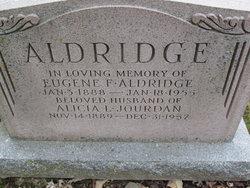 Alicia L <i>Jourdan</i> Aldridge