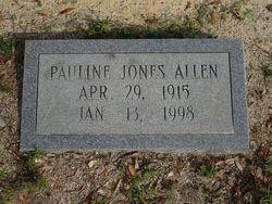 Pauline <i>Jones</i> Allen