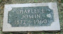 Charles E. Joslin