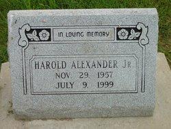 Harold Alexander, Jr