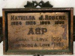 Mathilda <i>Levan</i> Asp
