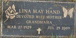 Linda May <i>Huddleton</i> Hand