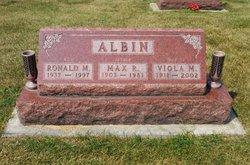 Ronald M. Albin