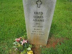 Fred Louis Adams