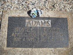 Monte C. Adams