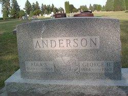 Adla S Anderson