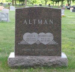 Mildred <i>Luce</i> Altman