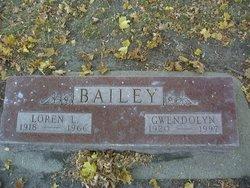 Loren L Bailey